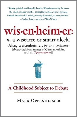 Wisenheimer: A Childhood Subject to Debate