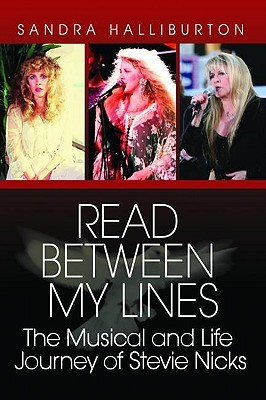 Read Between My Lines by Sandra Halliburton