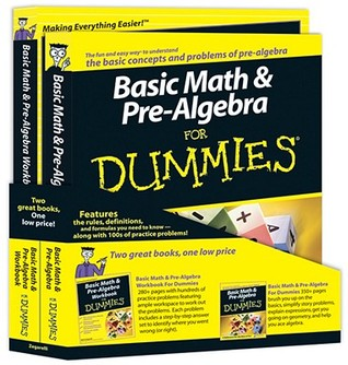 Basic Math and Pre-Algebra for Dummies Education Bundle [With... by Mark Zegarelli