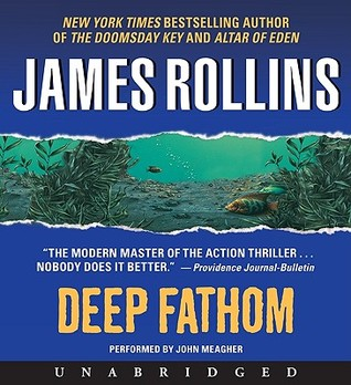 Deep Fathom by James Rollins