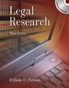 Legal Research [With CDROM]