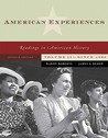 American Experiences Volume II: From 1877