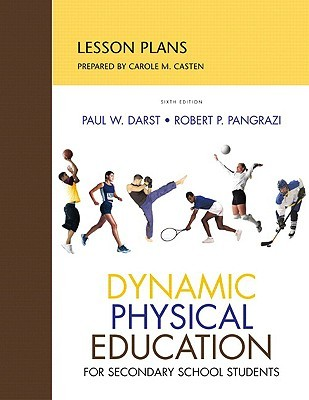 Lesson Plans for DPE Secondary School Students by Carol Casten