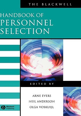 Personnel Selection (Blackwell Handbooks in Management)