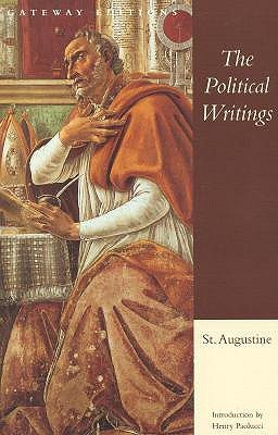 The Political Writings of St. Augustine by Augustine of Hippo