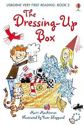 The Dressing-Up Box by Mairi Mackinnon