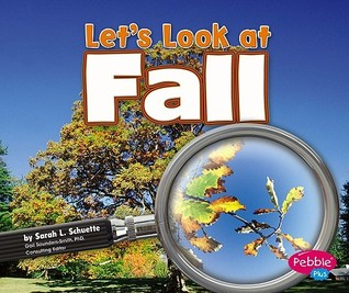 Let's Look at Fall by Sarah L. Schuette