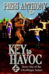 Key to Havoc (ChroMagic, #1)