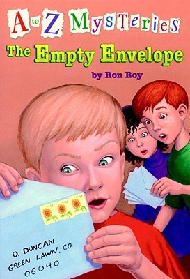 The Empty Envelope by Ron Roy