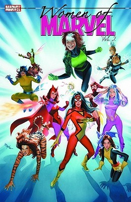 Women of Marvel - Volume 2 by Paul Smith