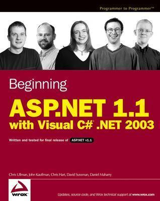 Beginning ASP.Net 1.1 with Visual C# .Net 2003