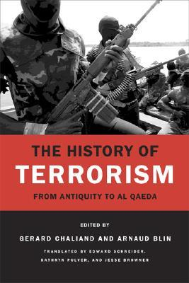 The History of Terrorism by Gérard Chaliand