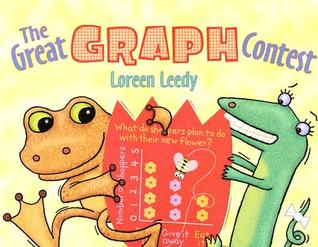The Great Graph Contest by Loreen Leedy