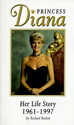 Princess Diana by Richard Buskin
