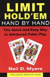Limit Hold 'Em Hand by Hand: The Quick and Easy Way to Advanced Poker Play w/DVD