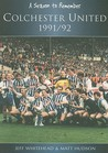Colchester United 1991/92