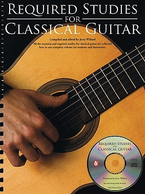 Required Studies for Classical Guitar [With CD (Audio)]