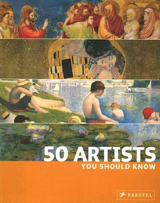 50 Artists You Should Know by Thomas Köster