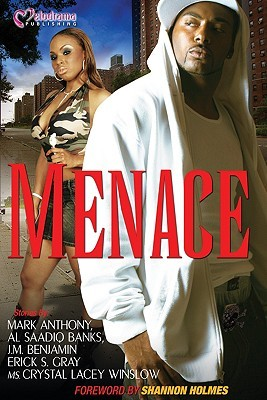 Menace by Crystal Lacey Winslow
