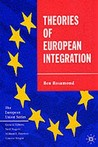Theories Of European Integration by Ben Rosamond