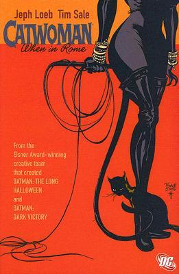 Catwoman by Jeph Loeb