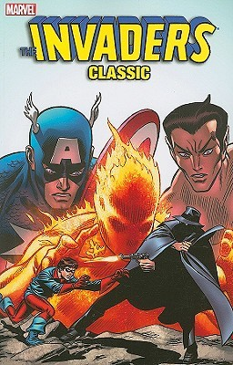 Invaders Classic - Volume 3 by Roy Thomas