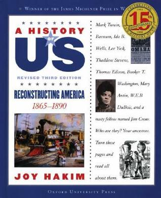 A Reconstructing America by Joy Hakim
