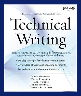 Kaplan Technical Writing by Diane Martinez