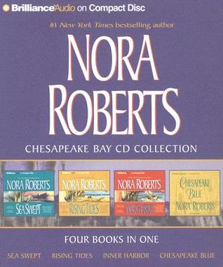 Chesapeake Bay Saga Books 1 - 4  - Nora Roberts