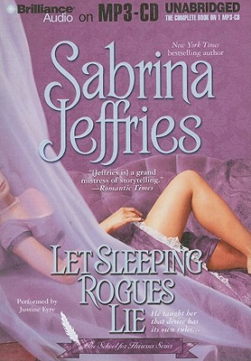 Let Sleeping Rogues Lie (School for Heiresses #4)