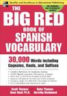 The Big Red Book of Spanish Vocabulary by Scott  Thomas