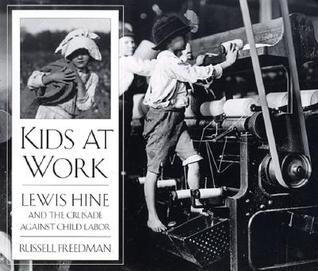 Kids at Work by Russell Freedman