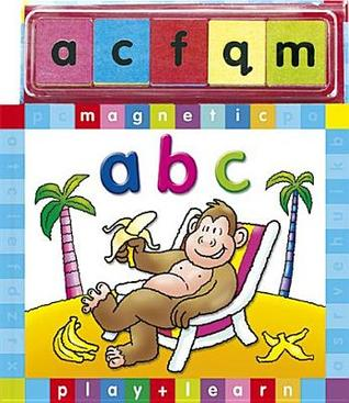 Magnetic Play & Learn ABC by Top That