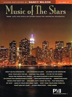 Music of the Stars: Rare Jazz and Popular Songs from the American Songbook (Nancy Wilson, Volume 15)