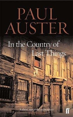In the Country of Last Things by Paul Auster