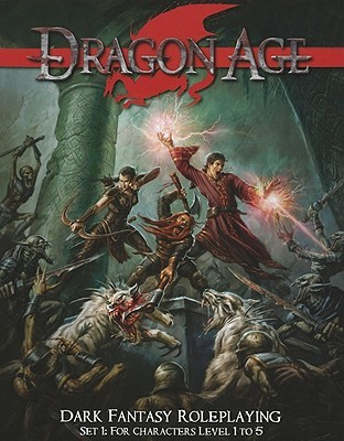 Dragon Age RPG Core Rulebook Set by Chris Pramas