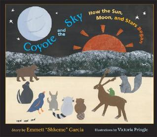 Coyote and the Sky by Emmett Garcia