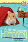 Summer According to Humphrey (According to Humphrey, #6)