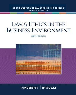 legal ethical environment of business essay How does the study of the legal environment of business create a foundation for future business courses through which ethical lens will you contemplate these issues trade-offs are a part of business if you want to increase shareholder profits.