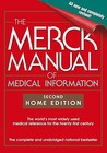 The Merck Manual of Medical Information