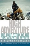 High Adventure by Edmund Hillary