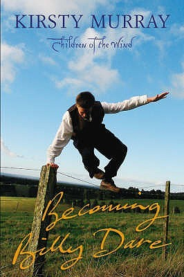 Becoming Billy Dare (Children Of The Wind) (Children Of The Wind)