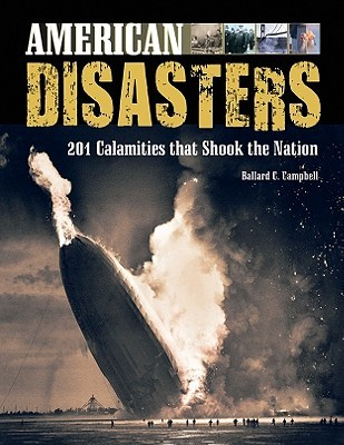 American Disasters by Ballard C. Campbell