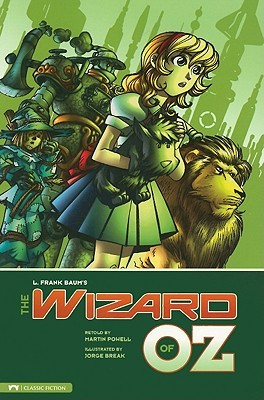 The Wizard of Oz by Jorge Break