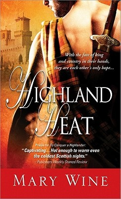 Highland Heat by Mary Wine