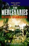 The Mercenaries: Blood Diamonds (The Mercenaries, #1)
