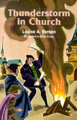 Review Thunderstorm in Church PDF by Louise A. Vernon
