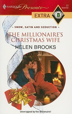 The Millionaire's Christmas Wife by Helen Brooks
