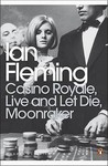 Casino Royale/Live and Let Die/Moonraker by Ian Fleming