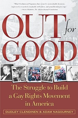 Out for Good by Dudley Clendinen